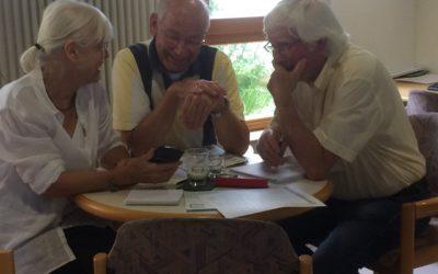 Senioren liessen sich informieren