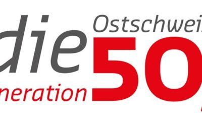 «die50plus» – die Ostschweizer Messe für die Generation 50plus vom 2. bis 4. März 2018