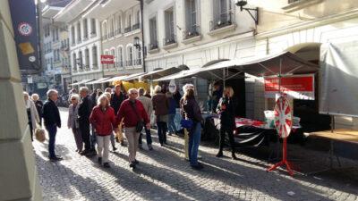 Rückblick  / Thun – 19.10.2019 – Seniorenmarkt 2019