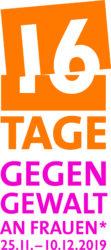 Rückblick / 16 Tage gegen Gewalt an Frauen* –  25.11 19 – 10.12.19 / Diverse Veranstaltungen