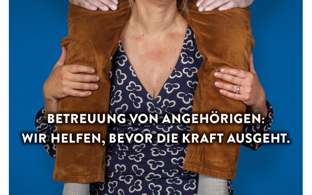 """Vorschau  / Thurgau / Kampagne """"Wir helfen bevor die Kraft ausgeht"""""""