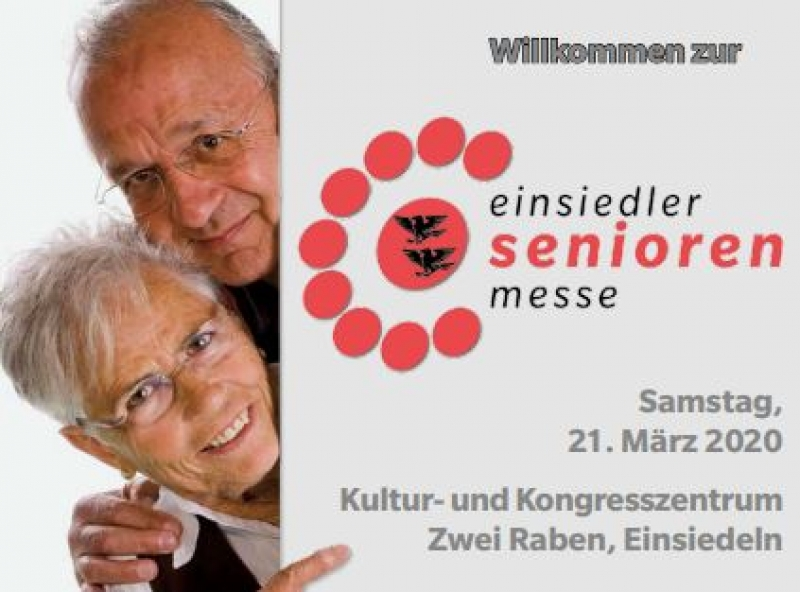 ABGESAGT  / Einsiedeln SZ / 21.03.20 – Seniorenmesse
