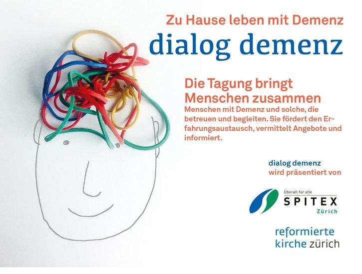 """Dialog Demenz"" / Kirchengemeindehaus Oberstrass Zürich / 30. Oktober 2021"
